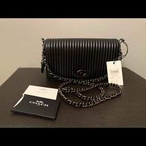 NWT Coach Quilted Dinky 22729